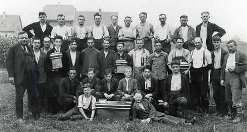 The workforce in 1926